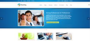 Sterling Webseiten-Theme