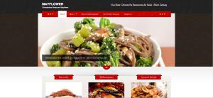 Restaurant Webseite