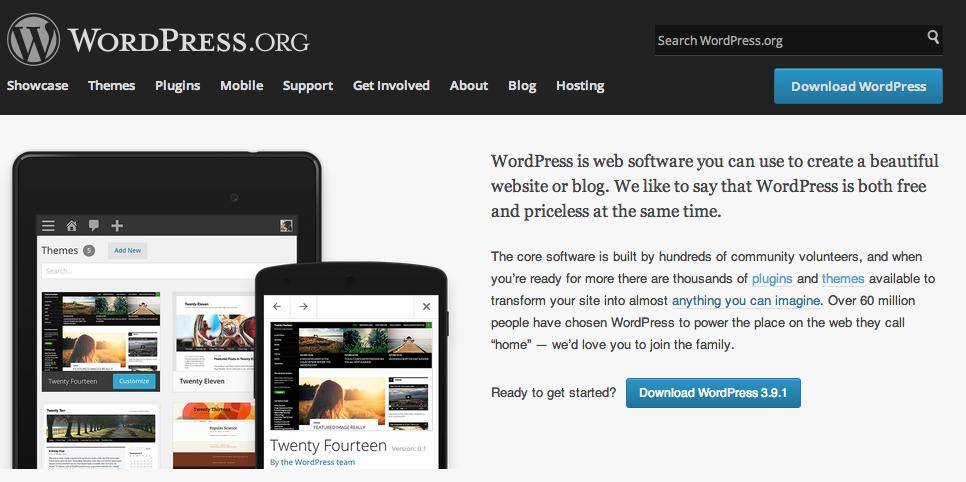 wordpress update 3.9.1