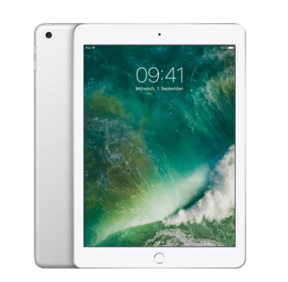 iPad zum Stromwechsel